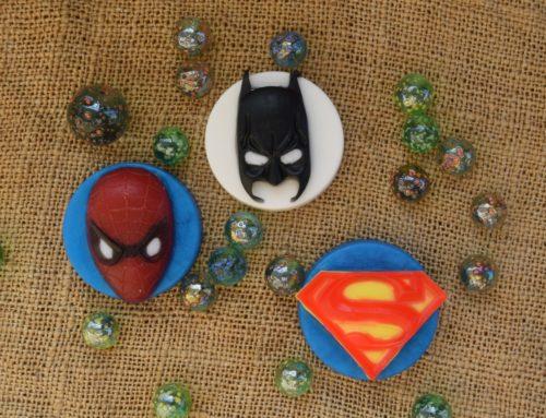 Π96Μ «Superheroes»