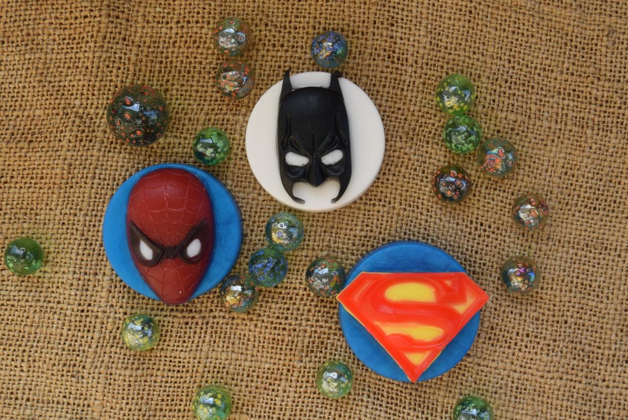 Π96 «Superheroes»