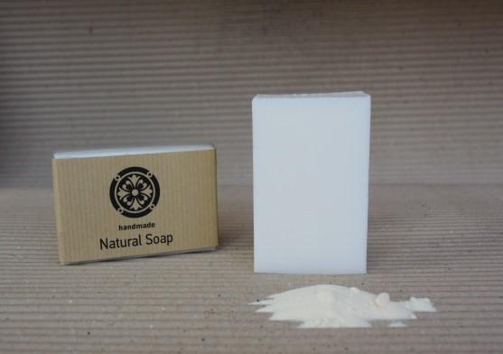Σαπούνι ελαιολάδου με γάλα γαϊδούρας