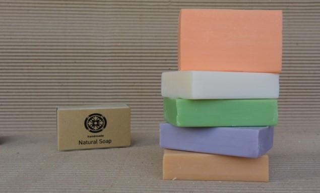 Σαπούνι ελαιολάδου ελαφρά αρωματισμένο